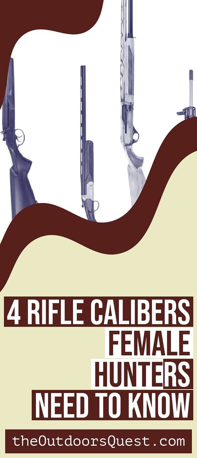 Learning to choose the right caliber can be daunting. Learn these 4 calibers to start your hunting adventures on the right foot.