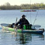 Kayak Fishing can give you access to almost every type of fishing imaginable.