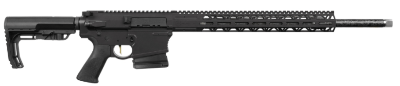 AR-15 platforms are common in the 6.5 Creedmoor caliber. This Roam rifle is just one example.