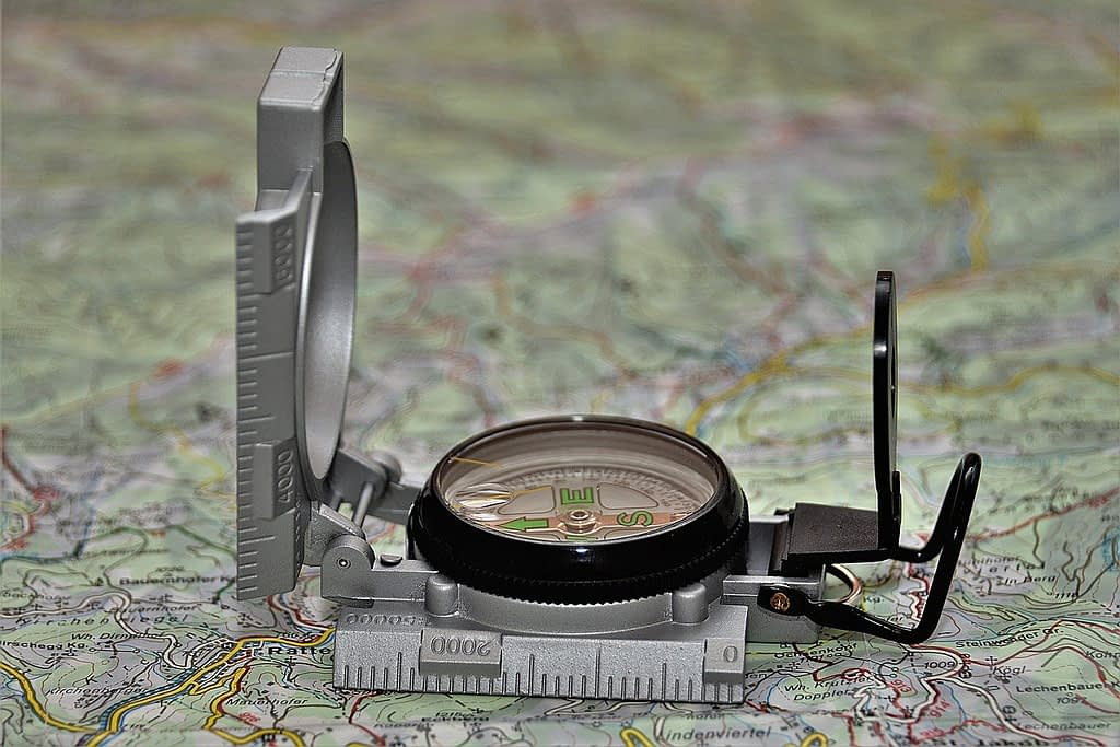 Learning to read maps will require more than just understanding streets. Compasses, topographical elevations, and much much more will come into play when deer hunting.