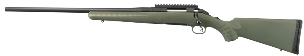 Ruger 308 hunting rifle