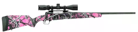 A modern Savage .308 designed with women in mind