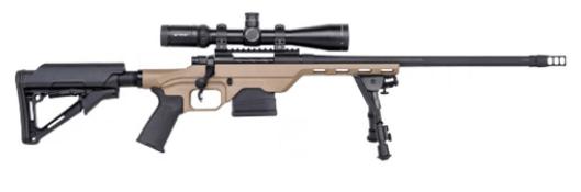 The Mossberg semi-auto .223/5.56 hunting rifle.