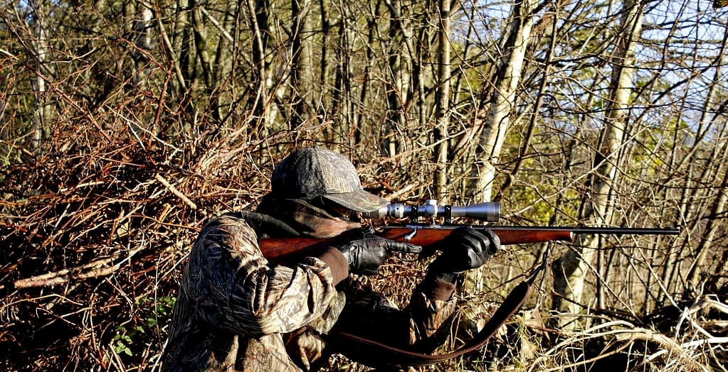 When hunting, take your time, know your shot, and give yourself space to breathe.