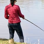 Bank fishing is the easiest, most simple way to start learning to fish