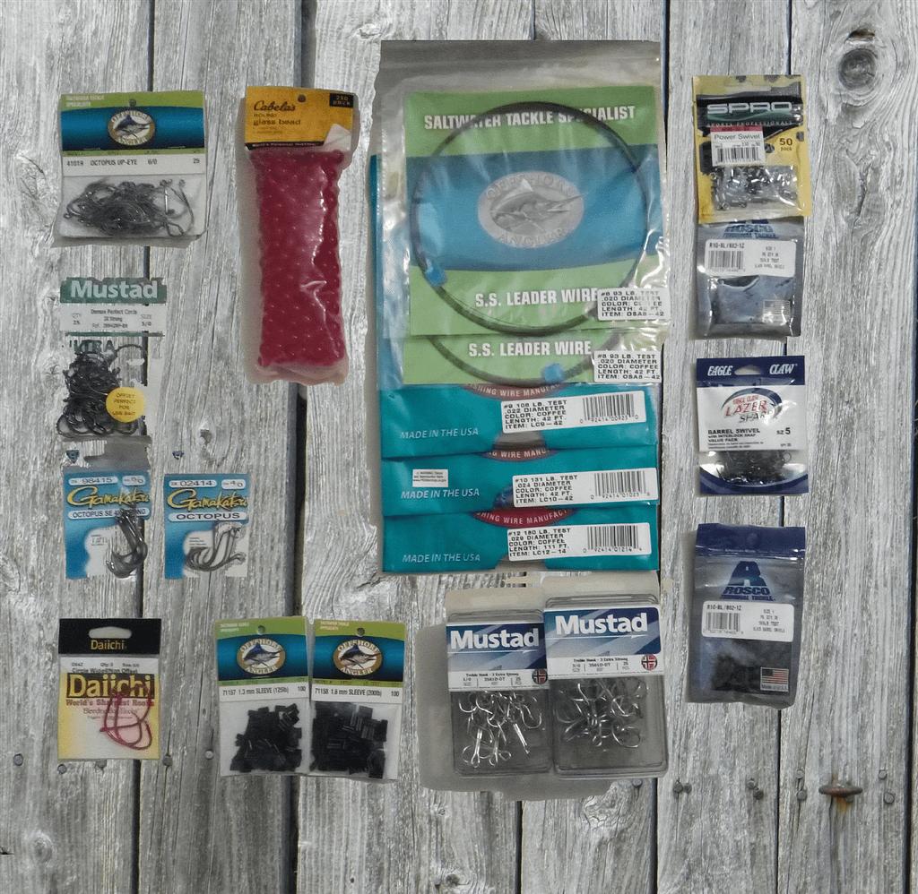 Gar Fishing Leader Supplies