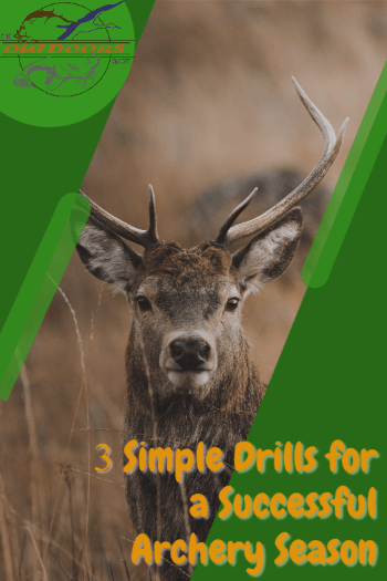 Preparing for archery season can be as simple as 3 basic drills. Learn them today and have the best hunting season ever.