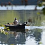 Boat Fishing gives you access to depths not available to bank anglers.