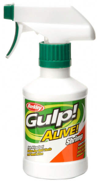 Gulp is a well known and frequently used product line from Berkley.