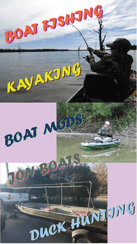 Boater safety, Boating precautions, Kayaking, Building modifications, and making your vessel your own will become a new world to explore when you learn the tips and tricks we have to offer.