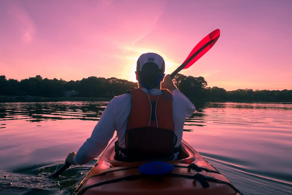 kayak fishing opens a world of opportunities to the avid angler.