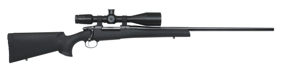 CZ is not just handguns. They have some rather effective hunting rifles in their lineup.